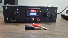 Variable Lab Bench Power Supply.