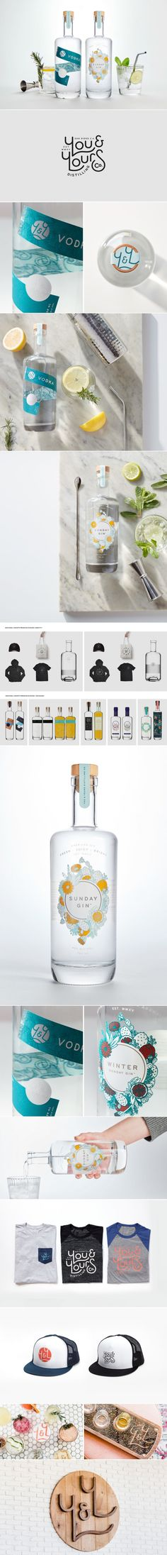 These Spirits From a California Distillery Come With a Fresh Modern Look — The Dieline   Packaging & Branding Design & Innovation News