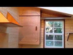 Unique luxury tiny house - YouTube