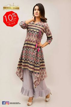 Discover thousands of images about Hetal ponda selection Dress Neck Designs, Stylish Dress Designs, Designs For Dresses, Designer Party Wear Dresses, Kurti Designs Party Wear, Indian Designer Outfits, Pakistani Dresses Casual, Pakistani Dress Design, Casual Dresses