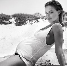 Модель в декрете: 10 фото беременной Бар Рафаэли   Герои Tatler   Tatler – журнал о светской жизни