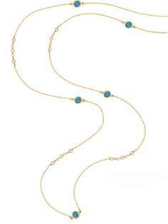 ΑΧ1868 -Χρυσό κολιέ 14Κ Beaded Necklace, Pendant Necklace, Jewelry, Jewellery Making, Pearl Necklace, Jewels, Jewlery, Jewerly, Jewelery