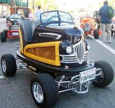 BadAss Bumper Car