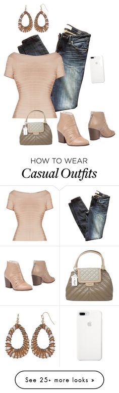 """Casual"" by sonja-anderson-grant on Polyvore featuring Marc by Marc Jacobs, Eliana Bucci and Blumarine"