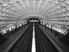 architecture of washington dc metro