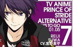 3426547:  Prince of Stride Alternative Countdown for Anime ()