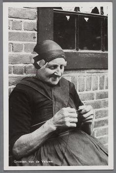 oude ambachten - Veluwe 1935- 1949