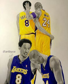 Oscar Rivas- I like this picture because of how it shows much of Kobe Bryant's personality and it's tone of color also means a lot.