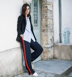 the track pants trend | more on www.ariadibari.com