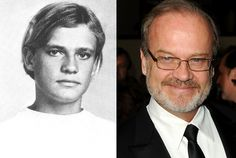 kelsey grammer young high school yearbook 1971 photo red carpet 2012