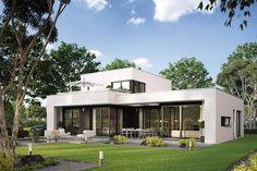 Architekten-Haus Casaretto | Fertighaus | Bungalow