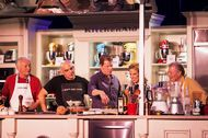 Aspen Food & Wine Classic cook-off