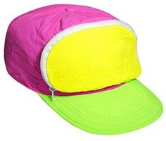 65ee60df816 Amazon.com  Cap-sac Fanny Pack hat for Your Head - 80s