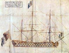 Navio Real Felipe. El Real Felipe fue un navío de línea de tres puentes y 114 cañones botado en Guarnizo en 1732. Se llamó así en honor al rey Felipe. Participó en el bloqueo y batalla de Tolón sufriendo bastantes desperfectos. Aunque el Estado de la Armada Real de España en 1746 lo considera pronto a hacer una campaña, lo cierto es que, según Vargas Ponce, el Real Felipe no fue posible habilitarlo, ni quedó en estado de volver a la mar. Fue desguazado en Cartagena en 1750.