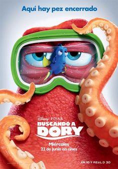 Cinelodeon.com: Buscando a Dory. Andrew Stanton, Angus MacLane.