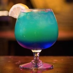 Sweet Poison #Cocktail Recipe - Delish.com Did you dare?