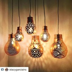 The Lovely Pearl Lamps From Winter Exhibitor Zenzahome Baby You Light Up