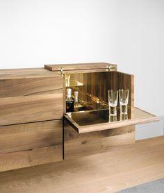 Details we like / Mens secret / Boose / Wood / Hidden Place / Furniture Design / Elegant / at design blinge