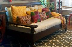 2020 promises to be a cusp year in decor with many old styles rapidly going out and new trends flouncing in.Learn what the best trends are, especially for Indian homes! Living Area, Living Room Decor, Indian Room Decor, Colourful Cushions, Indian Homes, Home Room Design, Decorating Blogs, House Rooms, Goals