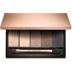5-Colour Eye Palette (255 DKK) ❤ liked on Polyvore featuring beauty products, makeup, eye makeup, eyeshadow, beauty, cosmetics, fillers, palette eyeshadow, glossy eyeshadow and shiny eyeshadow