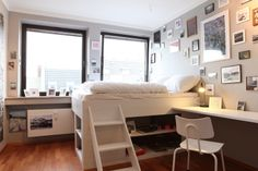 Das stylische Fotostudio ist ein Doppelzimmer in Köln :: Paul :: Die Wohngemeinschaft