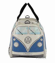 Sport & Reistas VW Bus Blauw