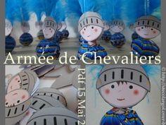 Anniversaire Princesses & Chevaliers - N'oublions pas les garçons ! Instructions de montage Do-it-yourself Do-it-yourself