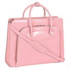 Pretty in pink -laptop bag by Rainebrooke designs.