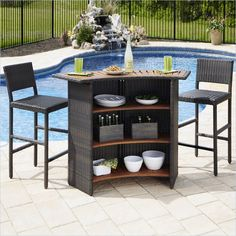 [ 25+ ] Creative And Simple DIY Outdoor Bar Ideas For Your Home