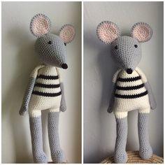 Ratón rayado