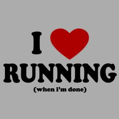 Running, Weights, you name it, I love it when I'm done! ;)