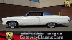 1969 Chevrolet Caprice Coupe