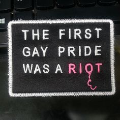 the first gay pride was a riot started by trans women of color