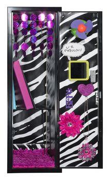 Lockers 101 Wallpaper Set. Your school locker has never looked this good!