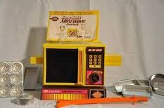 Easy Bake Oven!!! This is how I perfected my baking skills as a child!