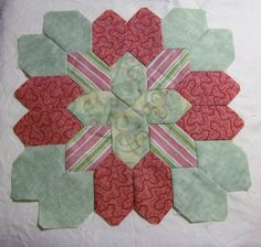 Lucy Boston Patchwork of the Crosses | Quilt Obsession | Page 7