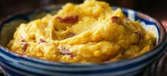 Mashed Potato Medley uses yukon gold, red potatoes, sweet potatoes, sour cream, and vegetable broth Healthy Mashed Potatoes, Mashed Potato Recipes, Potato Dishes, Side Dish Recipes, Veggie Recipes, Great Recipes, Favorite Recipes, Yummy Recipes, Dinner Recipes