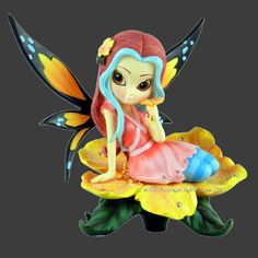 Hibiscus Honey By Jasmine Becket-Griffith