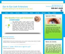 Eye to Eye Lash Extensions  Beauty, Salon Services