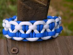 Paracord bracelet Next design challenge: KBK Bar
