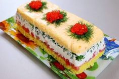About Healthy Desserts Healthy Desserts, Healthy Recipes, Party Centerpieces, Butter Dish, Sushi, Cheesecake, Food And Drink, Cooking, Ethnic Recipes