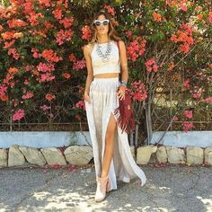 What to wear for Ibiza? See 30 Fashion outfits in very much IBIZA style & know what clothes to pack for your trip! http://jetsetbabe.com/what-to-wear-in-ibiza