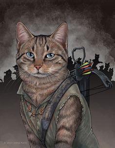 Daryl Kitty!!