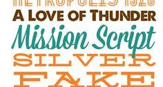 Feel Fall Typography. <3