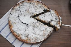 a bit about food, a bit about life: cake with poppy seeds