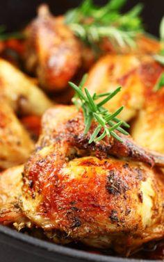 Roast Chicken Rosemary