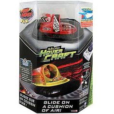 Air Hogs RC Micro Hovercraft Top Toy Review