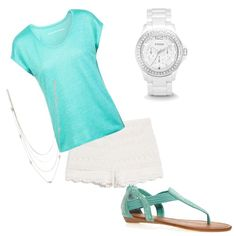 Untitled #4 by april-xxx on Polyvore featuring polyvore fashion style Comptoir Des Cotonniers MANGO FOSSIL