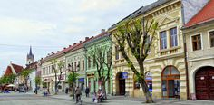 All sizes | Bistrita | Flickr - Photo Sharing! Street View, Photo And Video, Architecture, World, Arquitetura, The World, Architecture Illustrations, Earth