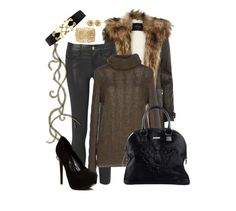 """Staten Island"" by saraihe ❤ liked on Polyvore featuring River Island, Frame Denim, Ralph Lauren Black Label, ALDO, Charlotte Russe, John Richmond and modern"